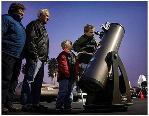 Правильный выбор первого телескопа. Как выбрать телескоп?